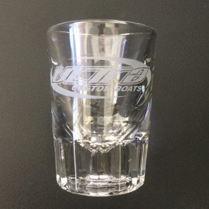 Shot Glasses with Ultra Logo